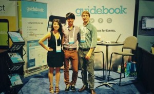 event app design tips from Guidebook