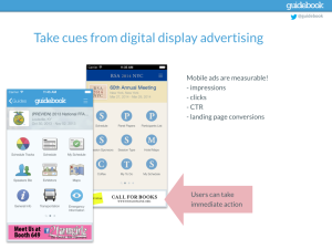 tools for events banner ads