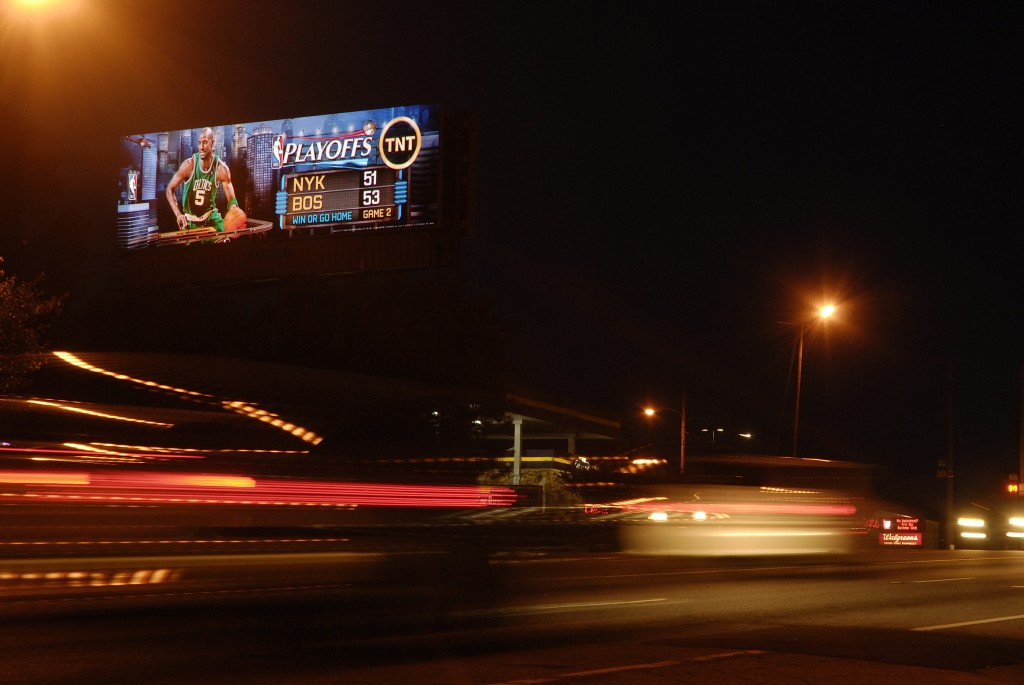 Lamar Digital Billboard