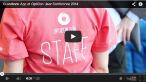 Watch how Christian helped OptiCon build a user conference app!