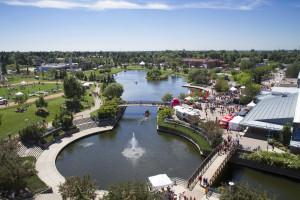 Canada Day at Broadmoor Lake Park