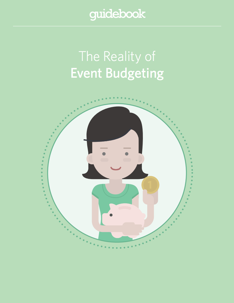 event budgeting for technology
