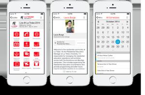 La Trobe's Guidebook App