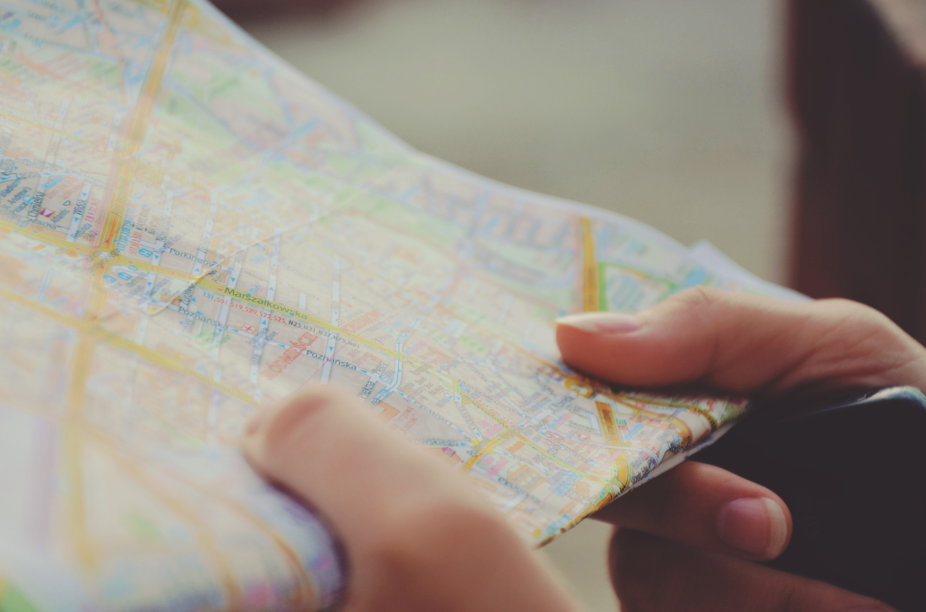 Image result for holding road print map
