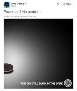 oreo tweet event fail