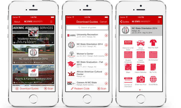 NCState-Event-App
