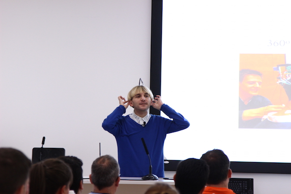 Neil Harbisson Human Cyborg