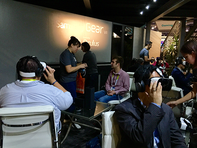 The Oculus Booth