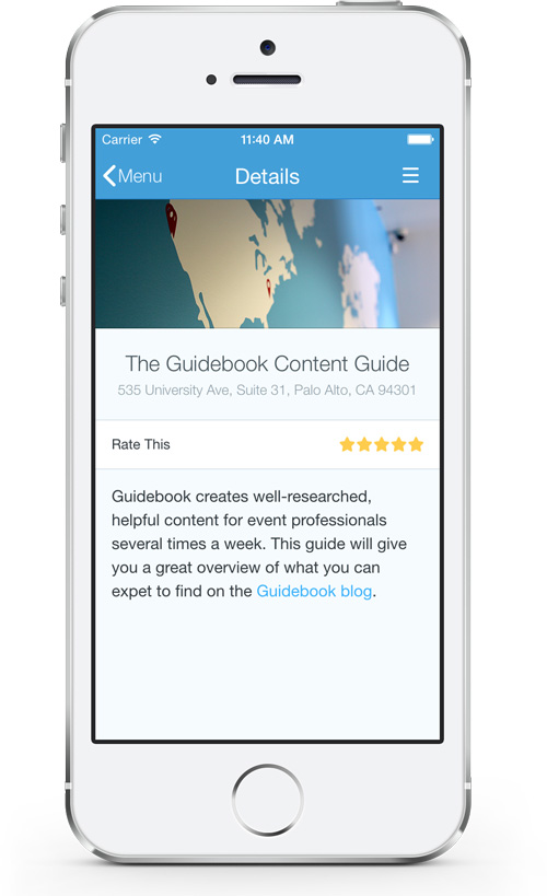 event-app-design-clean-interface