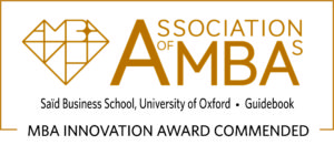 AMBA Award for Oxford