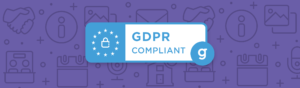 GDPR compliant badge
