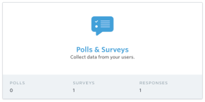 polls and surveys