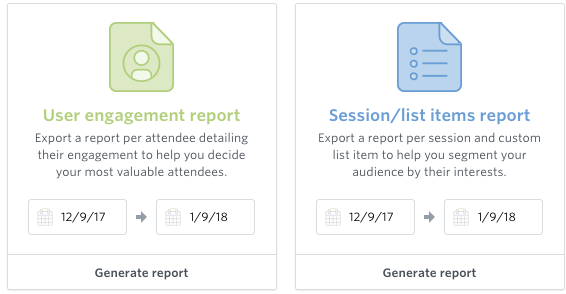 guidebook audience insights