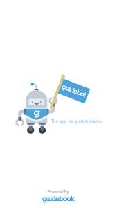 guidebot internal communications app