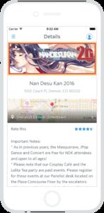 Anime Con App
