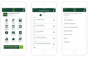 new student orientation app